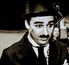 Charlie Chaplin por Krebine